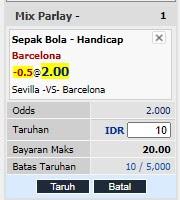 Prediksi Bola MixParlay Terpercaya di indonesia Pada Tanggal 10 - 11 Februari 2021