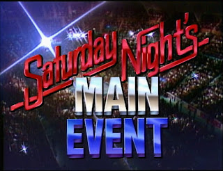 WWE / WWF Saturday Night's Main Event 1 (1985) - title graphic