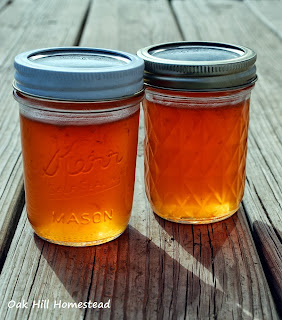 Harvest Apple Jelly