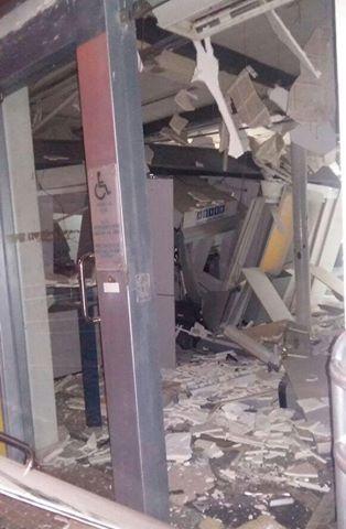Dez cidades paraibanas continuam sem serviço de saque em bancos após explosões