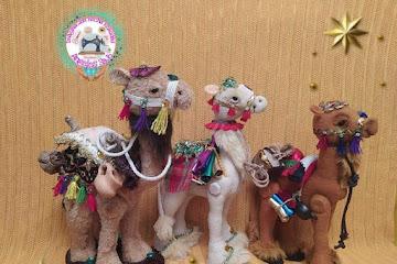 Molde camelos para imprimir: Artesanato Criativo