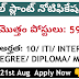 Vizag Steel Plant Recruitment Junior trainee job Notification 2019