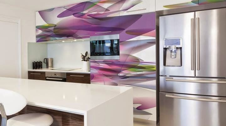 Wallpaper Para Paredes De Cocinas Muy Modernos By Karim