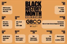 Western- Illinois- University- will- celebrate- Black- History -Month
