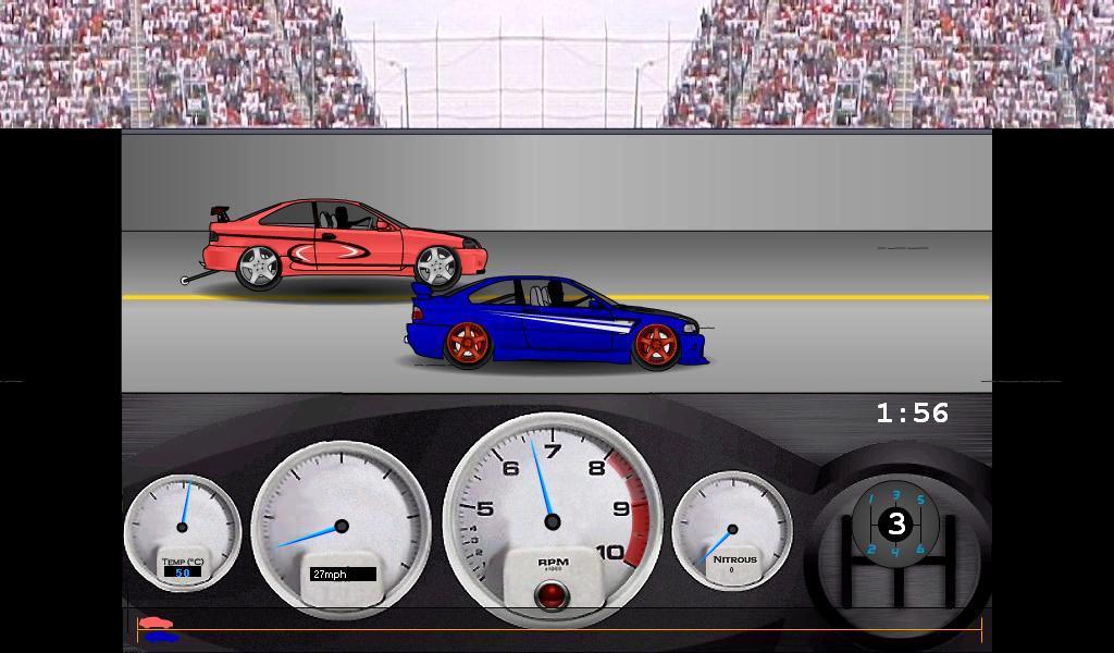 Drag Racer V2 Full Screen Craigecollinsart Com