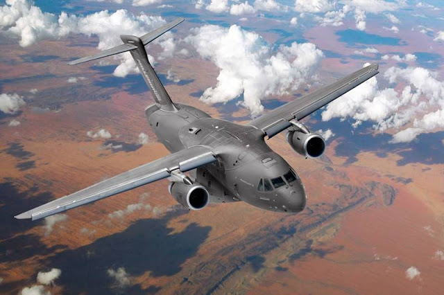 Embraer, Fokker sign MoU to pursue defense, development and support opportunities