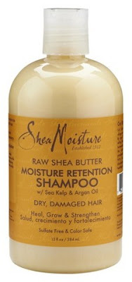 Check out the top moisturizing shampoos for natural hair!