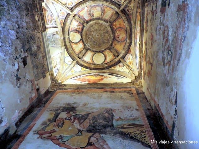 Capilla de San Cristobalón, ruinas de la iglesia de Santa María, Cazorla, Jaén, Andalucía
