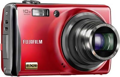 Fujifilm F80EXR FinePixカメラファームウェアのダウンロード