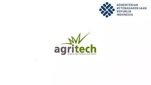 loker PT. Java Agritech terbaru
