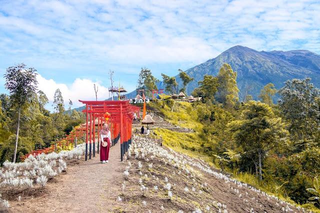 Wisata Taman Jinja Bali