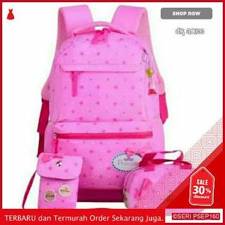 D88576 TAS SEKOLAH 3 IN 1 MOTIF BINTANG TABUR | BMGShop