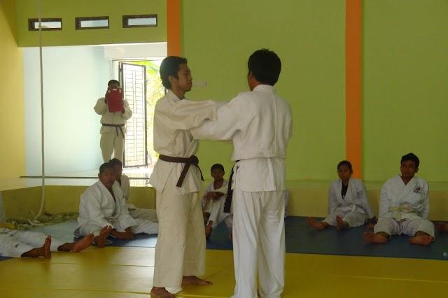 Pembinaan Atlit Muda Prioritas Cabor PJSI (judo) Kab Ponorogo