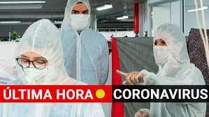 CORONAVIRUS ULTIMAS NOTICIAS