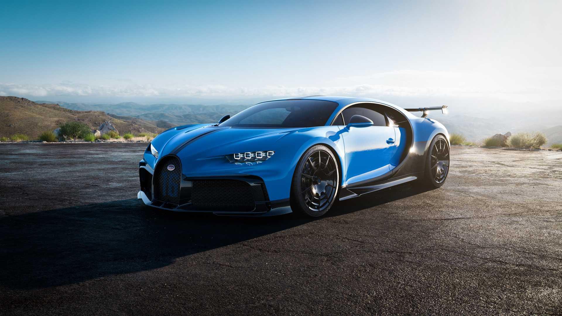 Bugatti Chiron Pur Sport custa R$ 16 milhões e terá apenas 16 unidades