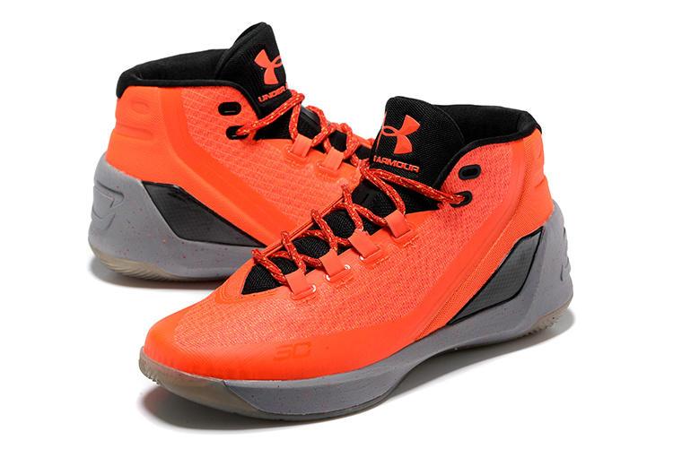 08f0429135b5 ... new zealand cheapest 78fa6 9f87d under armour curry 3 human torch orange  sepatu basket premium harga