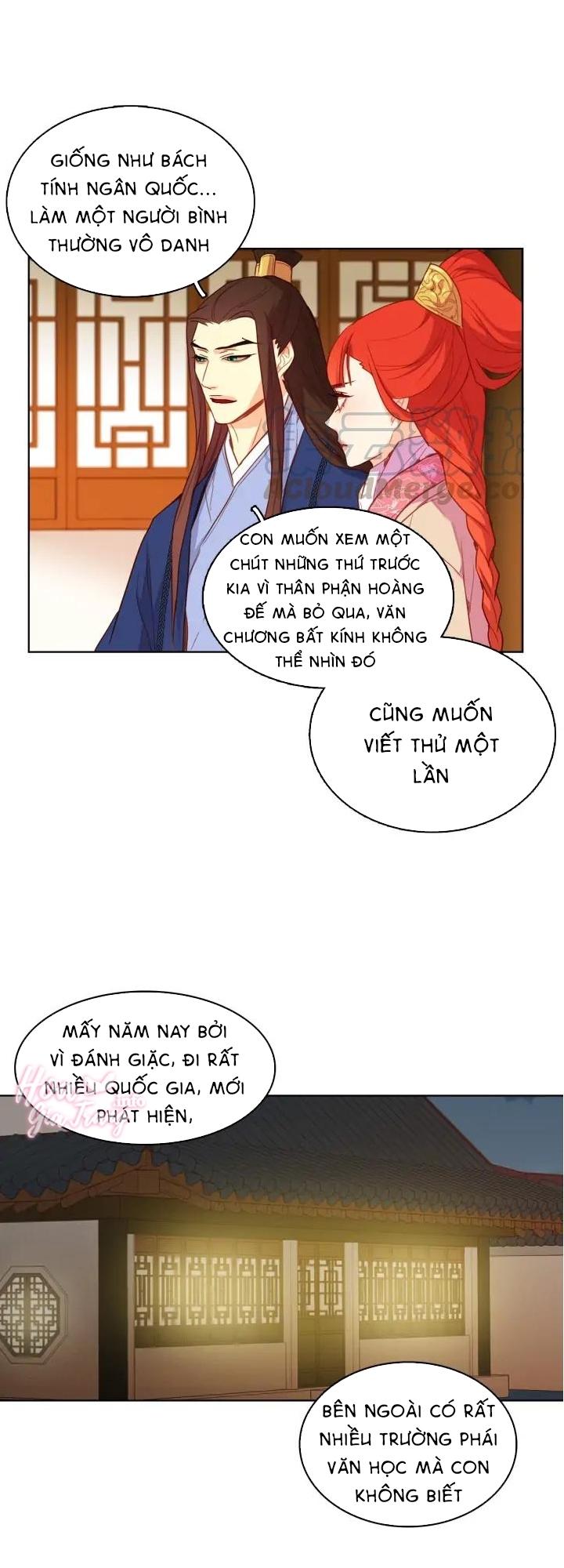 Ác nữ hoàng hậu chap 127 - Trang 28