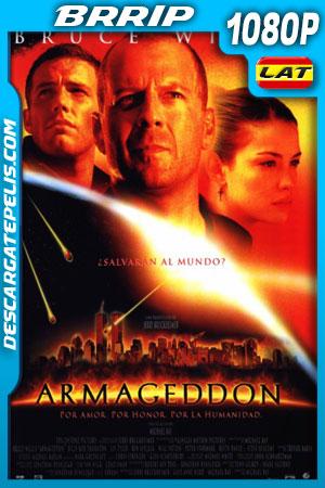 Armageddon (1998) 1080p BRrip Latino – Ingles