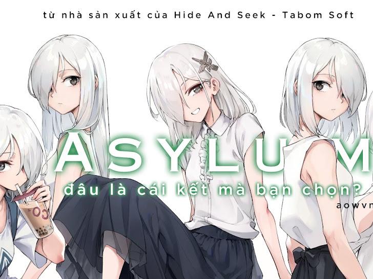 [RPG] Game Asylum Việt Hoá | Android - Kinh Dị , Giải Đố hấp dẫn