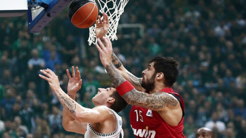 Euroleague: Ολυμπιακός και Παναθηναϊκός θα λάβουν επιπλέον 1.500.000 ευρώ