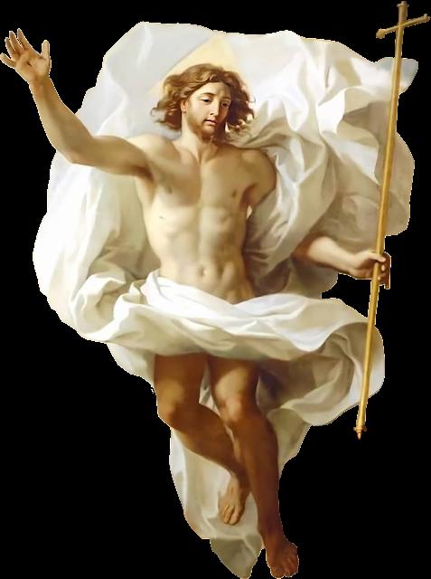 Jesus Cristo Ressuscitado PNG