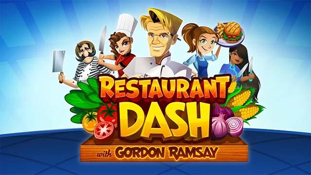 Restaurant Dash - Game Memasak Online Android Terbaik