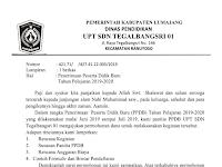 Download Administrasi PPDB SD,SMP,SMA,SMK