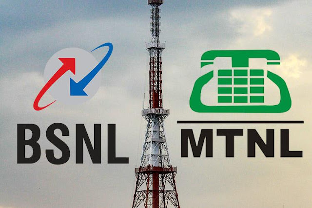 BSNL started operations in Delhi & Mumbai by taking over MTNL's mobile network
