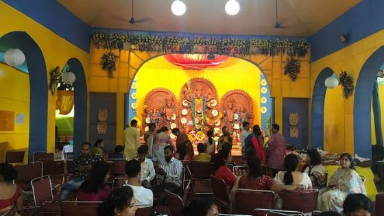 Durga murti image