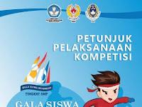 Petunjuk Pelaksanaan GSI SMP Tahun 2019
