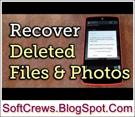 Deleted Photos Recovery Download For Android