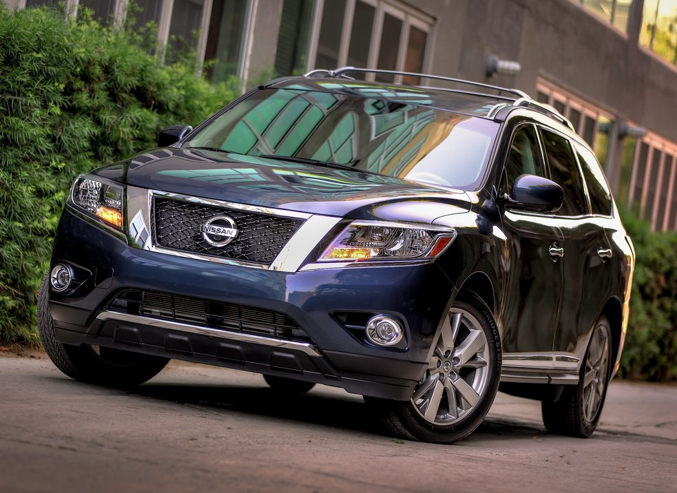 Nissan Pathfinder Sales Figures | GCBC