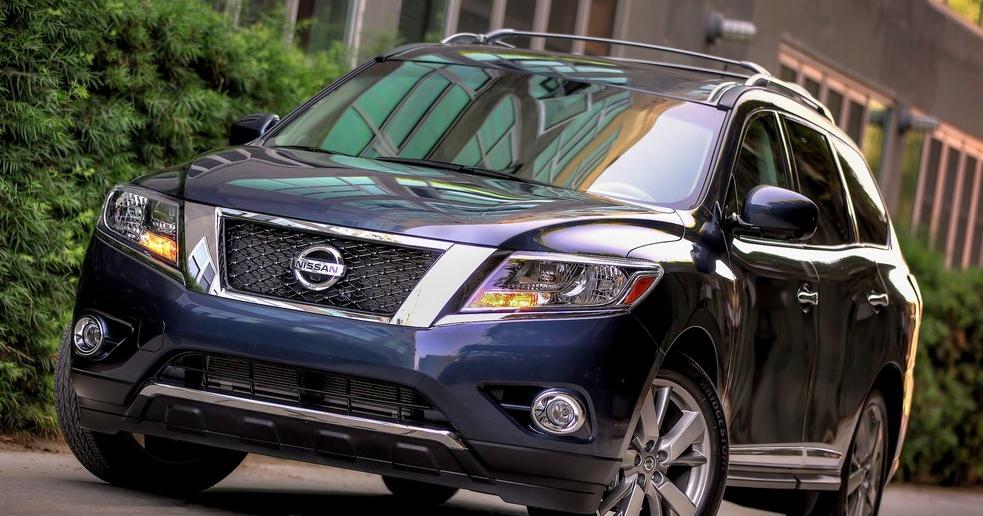 nissan pathfinder sales figures good car bad car. Black Bedroom Furniture Sets. Home Design Ideas