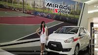 Brosur Mitsubishi Mirage Sport 2015