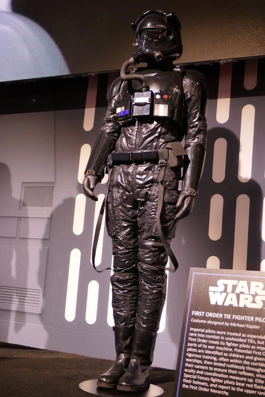 Star Wars First Order TIE Fighter pilot costume