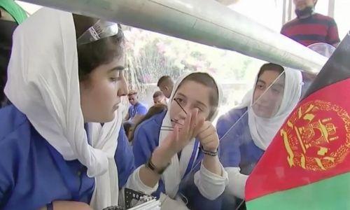 Afghanistans-girls-robotic-team