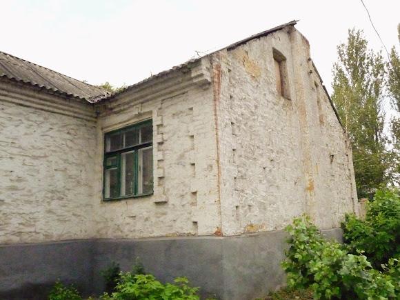 Донецк. Ул. Ивана Ткаченко, 131