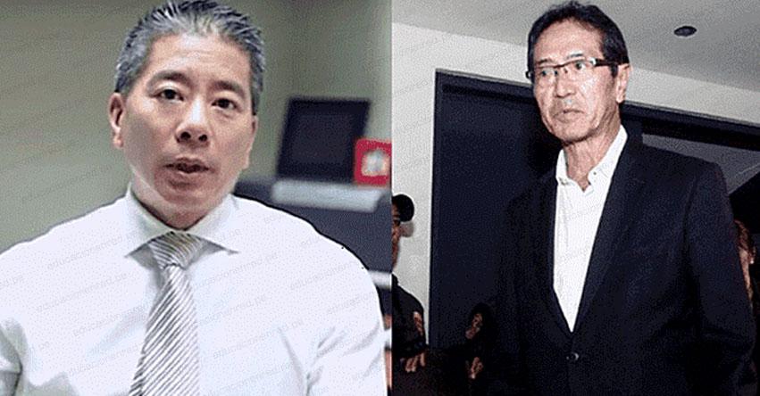 JORGE YOSHIYAMA: sobrino de Jaime Yoshiyama Tanaka, confesó aportes falsos en campaña de Fuerza 2011