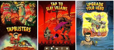 Tap Busters MOD Apk New Update