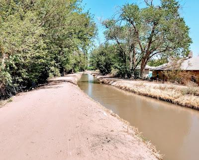 irrigation ditch las cruces