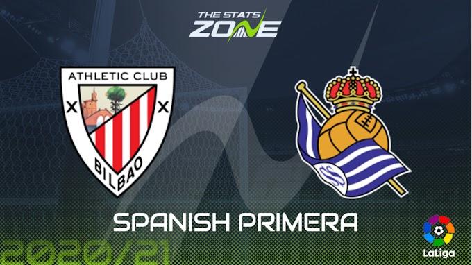 مشاهدة مباراة أتلتيك بيلباو و ريال سوسييداد بث مباشر