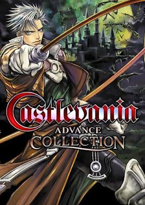 Capa do Castlevania Advance Collection
