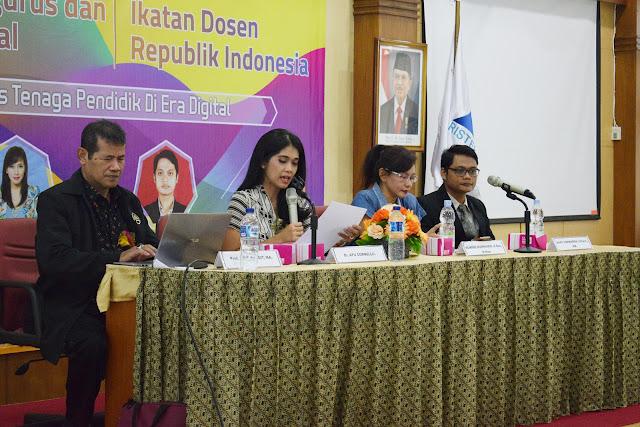 Pelantikan Pengurus Ikatan Dosen Republik Indonesia