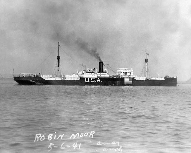 Robin Moore 21 May 1941 worldwartwo.filminspector.com