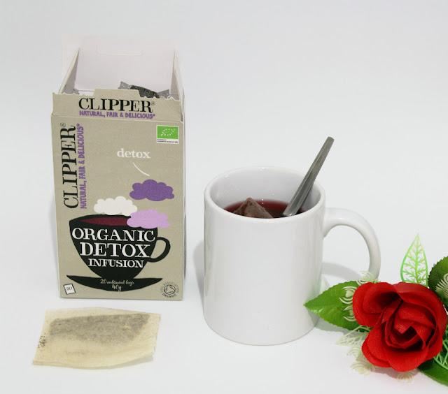 té detox orgánico