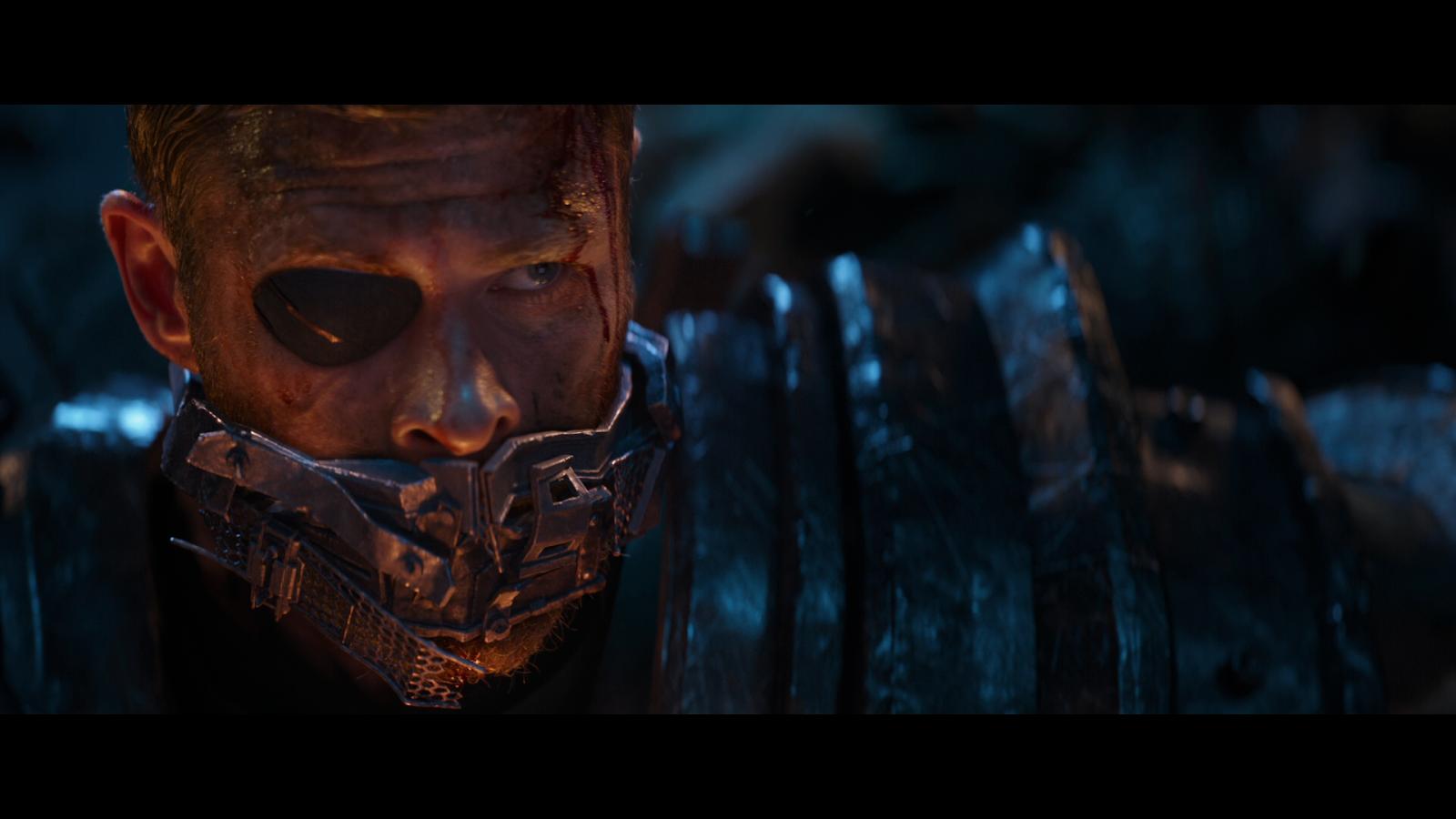 Avengers: Infinity War (2018) Bluray Completo 1080p Latino captura 1