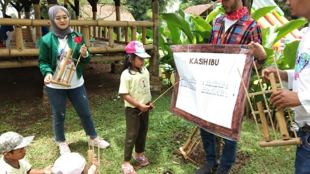 Outbound Anak Interaktif di Bandung