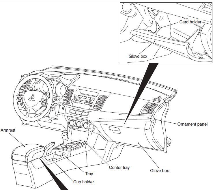 Mitsubishi Lancer 2008 Repair Manual | Online Manual Sharing