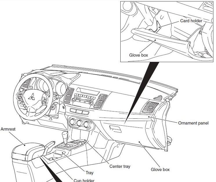 repair-manuals: Mitsubishi Lancer 2008 Repair Manual
