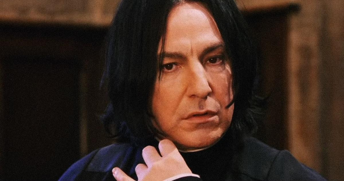 Snape sabia do futuro